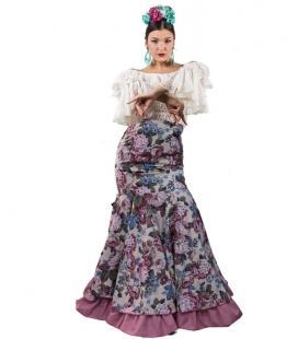 Woman's Flamenco Skirt 2019, Size 42
