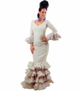 Flamenco Dress, Size 34 (XS) 34 picture