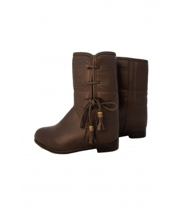 campero boots with cord for children