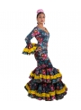 Woman's Flamenco Dress, Size 36 (S)
