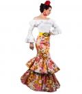 Flamenco Skirt, Size 36 (S)