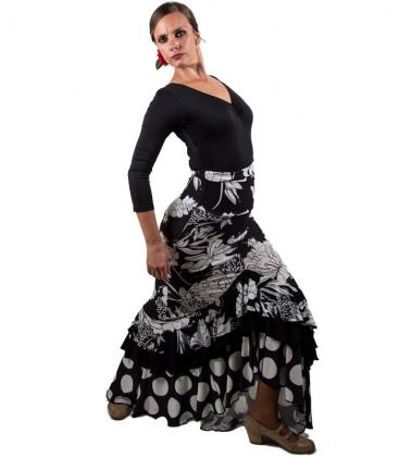 Woman Spanish Skirt