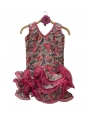 Short Flamenco Dress for Girls, Size 6
