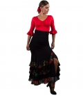 Woman Flamenco Skirt