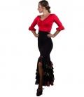 Woman Flamenco Skirt