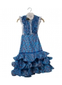 Flamenco Costume For Girls, Size 12