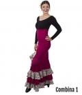 Flamenco Skirt Estrella - NEW SEASON