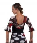 dance maillot for flamenco