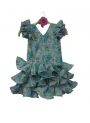 Andalusian Dress for Girl, Size 6