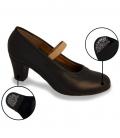 flamenco leather shoe