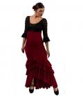 Flamenco skirt for woman - Model Taconeo - NEW
