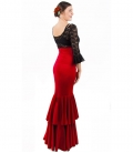 Flamenco Skirt for Woman - Fandango - NEW
