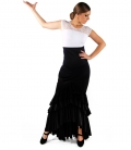 Flamenco Skirt for Dance