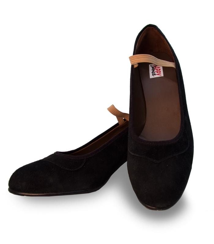 Amateur flamenco dancing shoes model