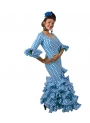 Woman's Flamenco Dress, Size 50