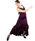 Flamenco skirt for woman - Model Taconeo - NEW