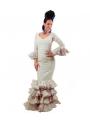 Woman's Flamenco Dress, Size 46 (XL)