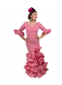 Flamenco Dress, Size 54 (3XL)