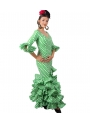Woman's Flamenco Dress, Size 48