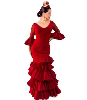 Red Flamenco Dress 2020, Size 40 (M)