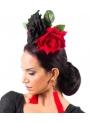 Flamenco Flower, Model Reina