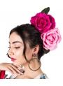 Flamenco Hair Flower Colours
