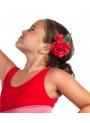 Flamenco flowers for girls