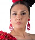 Flamenco Earrings for sale