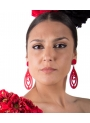 flamenco earings