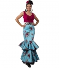 Spanish Flamenco Skirt, Size (M)