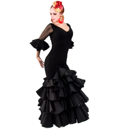 Spanish Flamenco Dress, Size 42