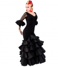 Flamenco Spanish Dress, Size 40 (M)