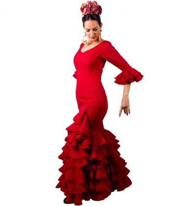 Spanish Flamenco Loose Dress 133.283