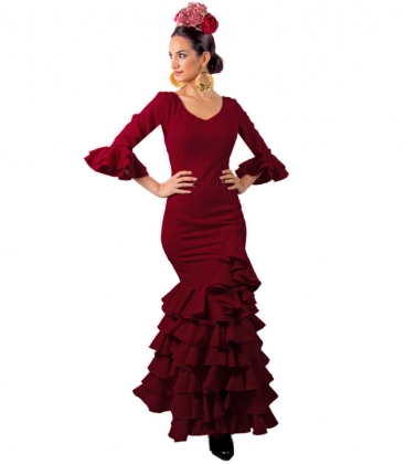 Flamenco Dress On Offer, Size 50 (2XL)