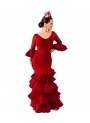 Spanish Flamenco Dress, Size 40 (M)