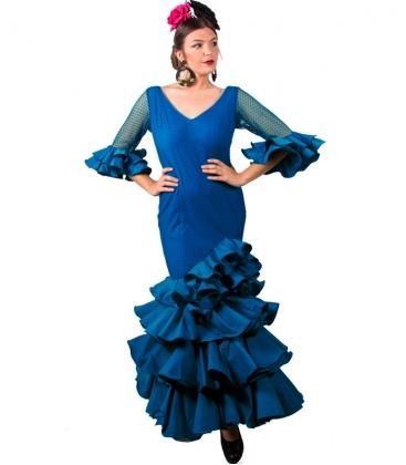 Woman's Flamenco Dress, Size 46