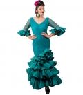 Flamenco Dress, Size 40 (M)