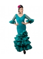 Flamenco Dress, Size 40 (M)