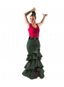 Flamenco Skirt, Size 38