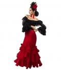 Flamenco Skirt Azucena, Size 2XL