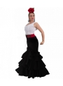 Flamenco Skirts Azucena, Size 2XL
