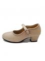 Canvas Flamenco Shoes