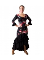 Dance Flamenco Skirts - Taconeo