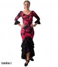 Dance Flamenco Skirts - Taconeo