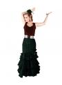 Flamenco SkirtAzucena, Size L