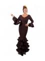 Flamenco Dress on Offer, Size 44