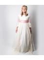 Communion Dress for Girls Mod. Cobriget
