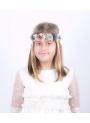 Girls Holy Communion Hair Accessories Mod. 1038