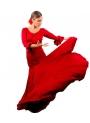 Woman Flamenco Sets - 8 Godet Skirt