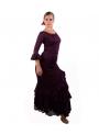 Dance Flamenco Sets - Salon Aubergine